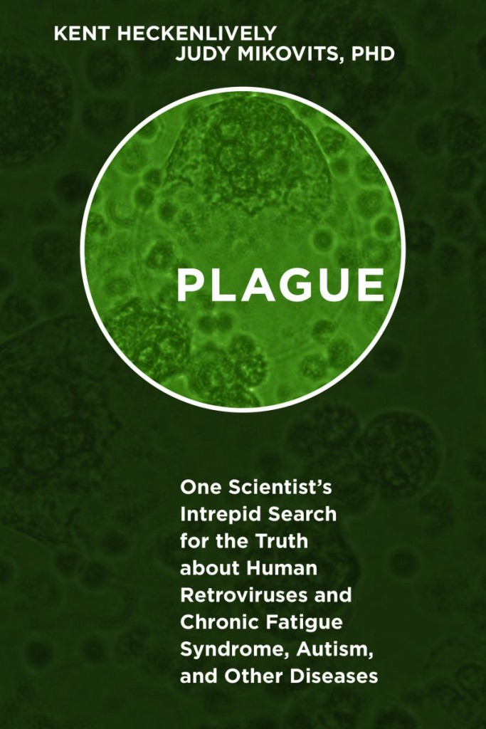 Plague book cover